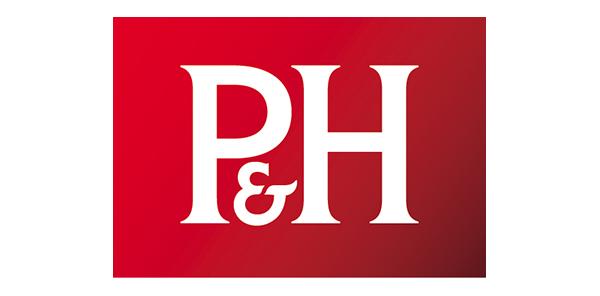 P & H Logo